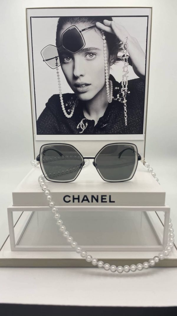 CHANEL 4262-butterfly sunglasses