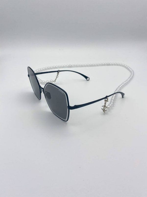 CHANEL 4262-butterfly sunglasses-perle