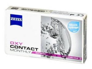 Oxy Contact Monthly-Zeiss