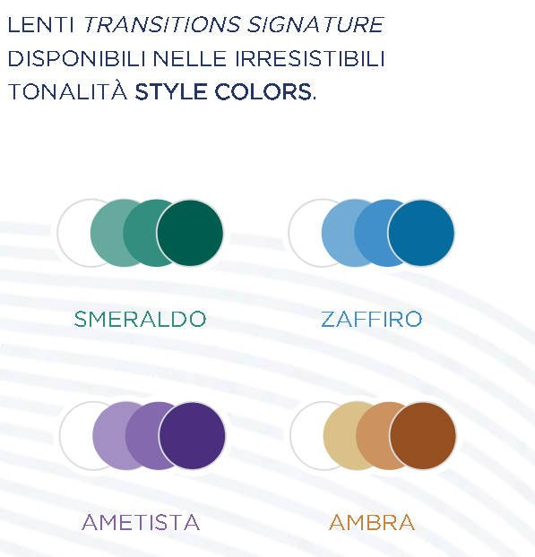 Transitions-Style Colors